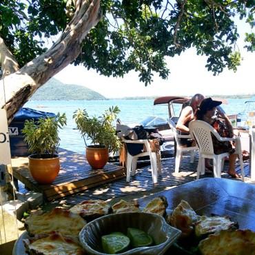 Restaurante Cabral na Costa da Lagoa