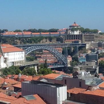 Miradouro da Vitória no Porto
