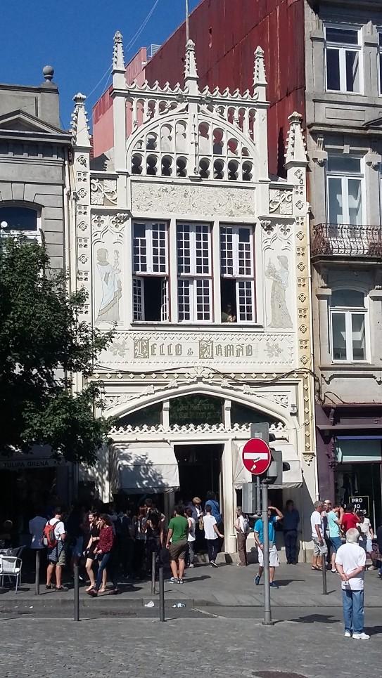Livraria Lello & Irmão - Porto, Portugal