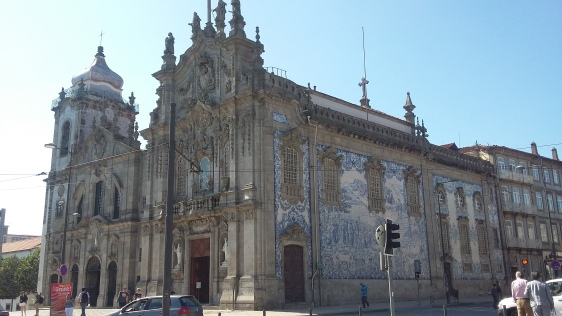 Igreja das Carmelitas e Igreja do Carmo - Porto Portugal