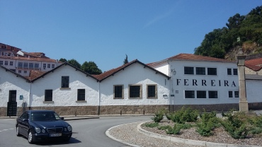 Degustação de Vinhos do Porto - Cave Ferreira