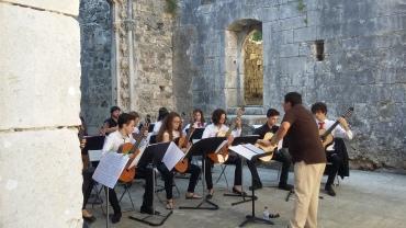 Música no Castelo