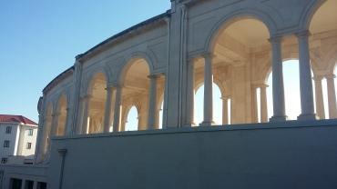 Colunata do Santuário de Fátima