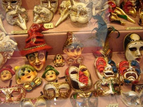 Mascaras à venda