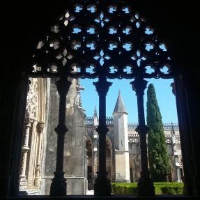 Clautro do Mosteiro de Batalha