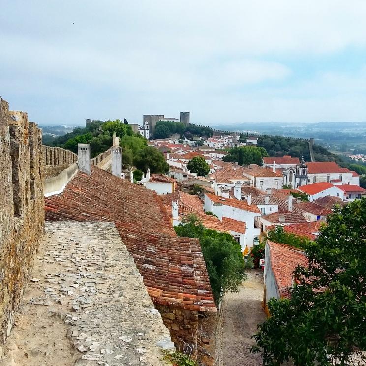 Óbidos - a cidade murada