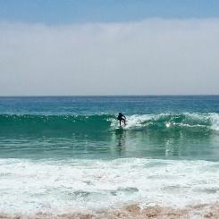 Praia de Supertubos - Peniche