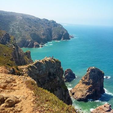 Cabo da Roca - O ponto mais ocidental da Europa