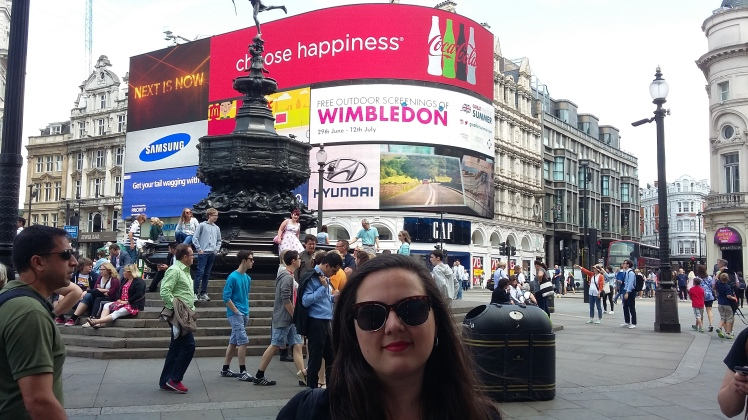 Piccadilly Lights, - Piccadilly Circus, Londres