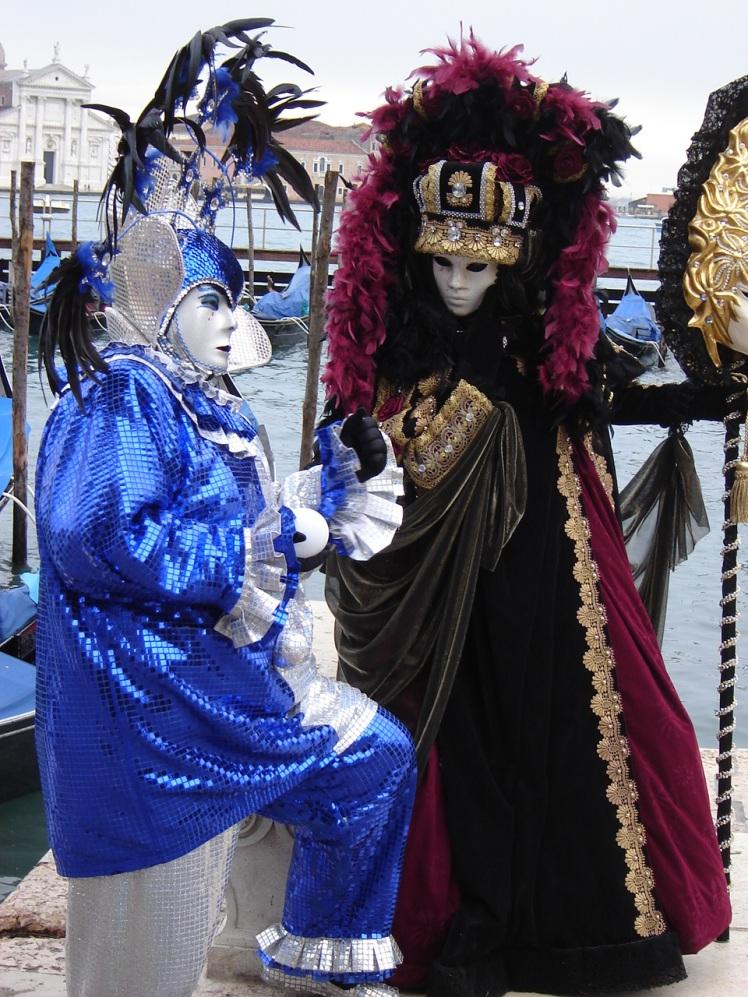 Carnaval de Veneza 2018 esta chegando!