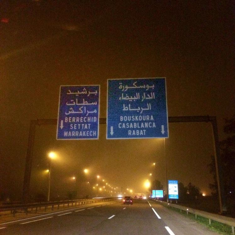 Casablanca no Marrocos - Transfer do aeroporto para o centro da cidade