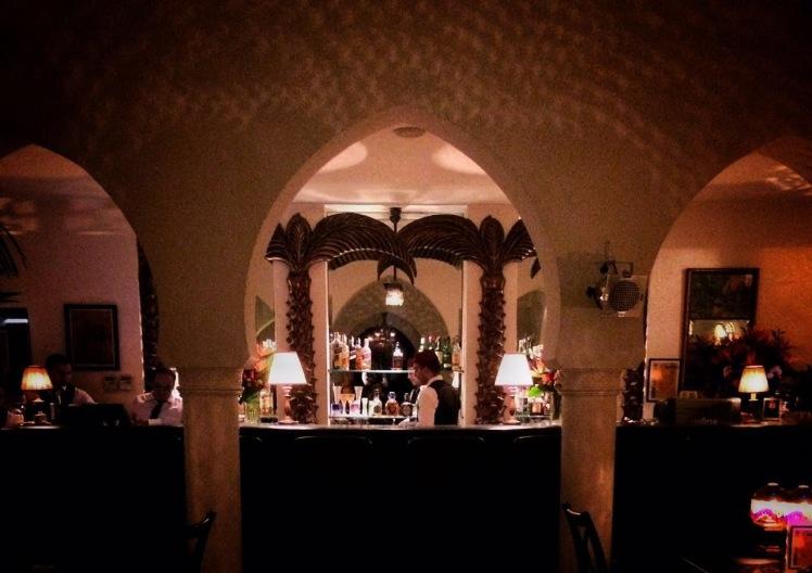 Rick's Cafe - Restaurante em Casablanca, Marrocos
