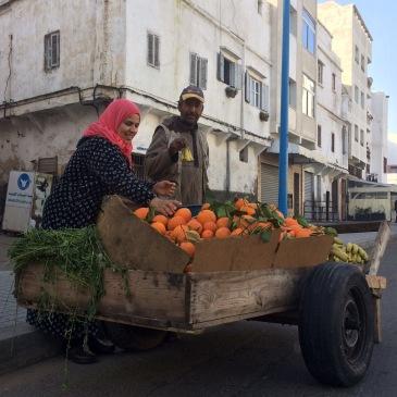 Conexão de um dia em Casablanca, Marrocos