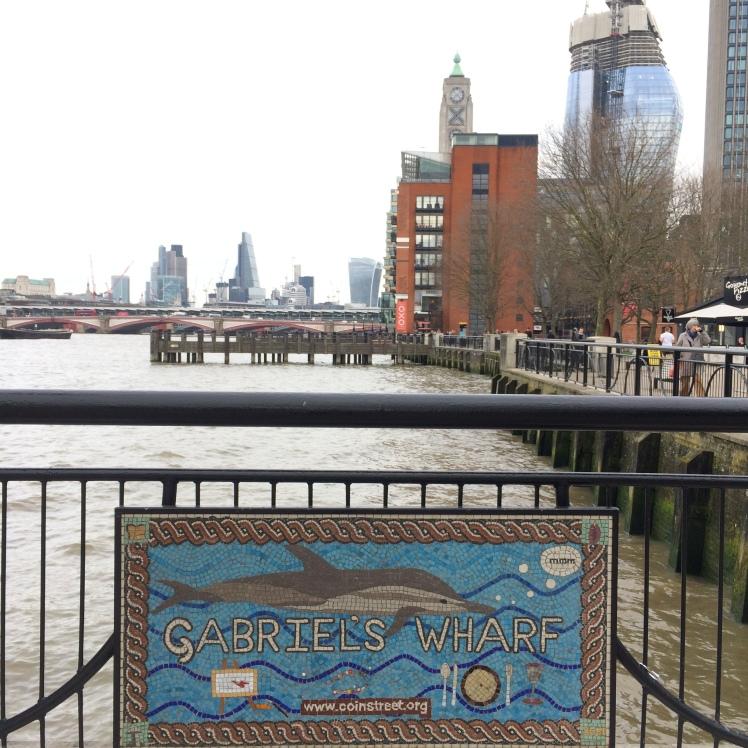 Gabriel's Wharf, Londres