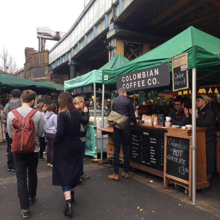 Borough Market - Southbank, Londres