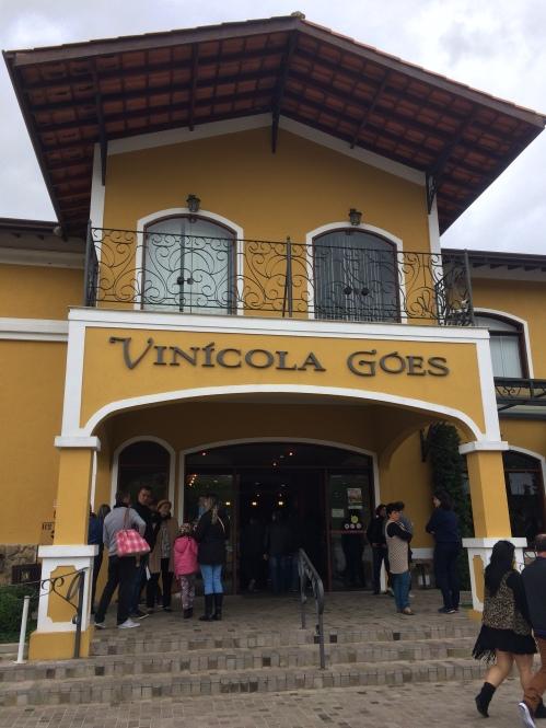 Vinícola Góes - São Roque / SP