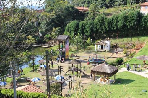 Restaurante Quinta do Olivardo em São Roque / SP