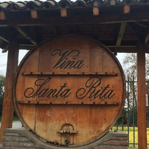 Viña Santa Rita - Valle del Maipo