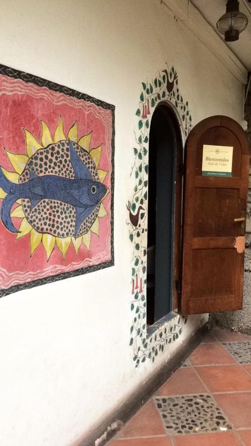 La Chascona em Santiago- Circuito Casas-Museus de Pablo Neruda