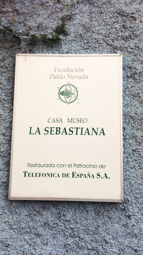 La Sebastiana em Valparaíso- Circuito Casas Museus de Pablo Neruda