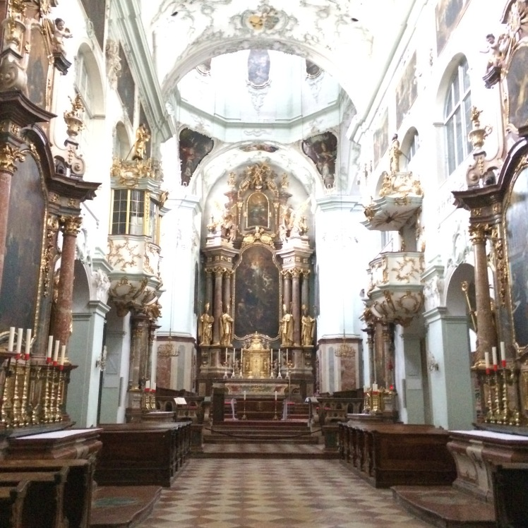 Abadia de São Pedro - Salzburg