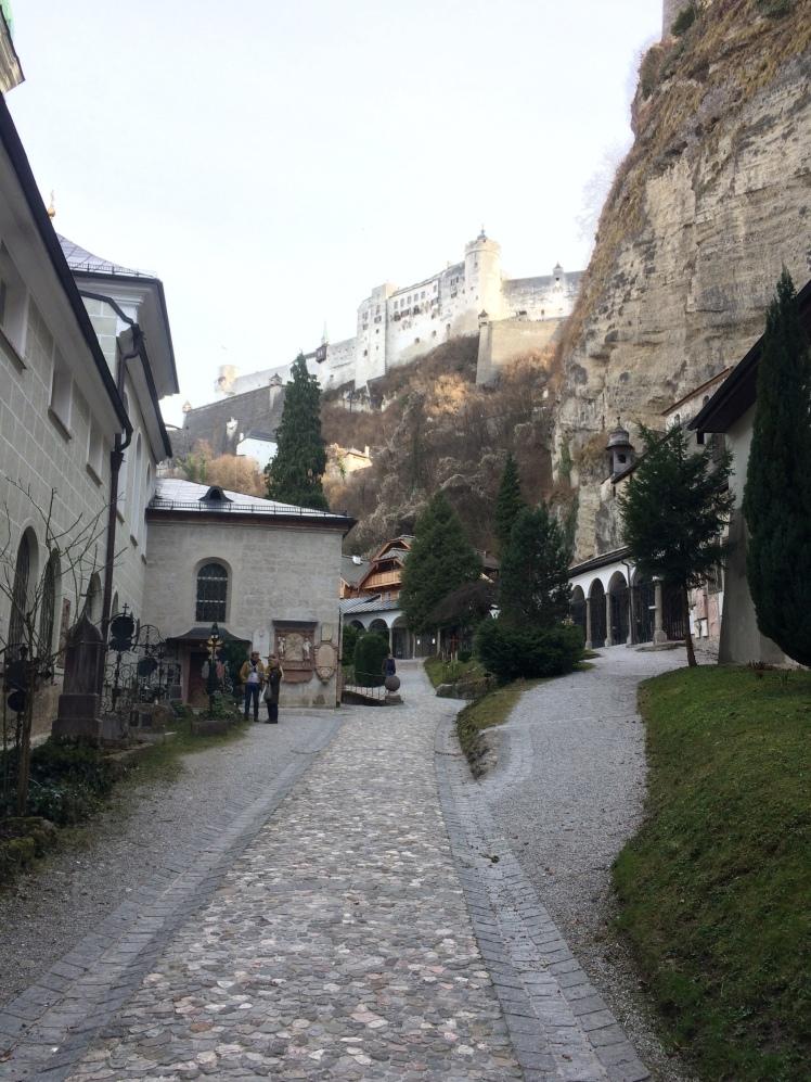 Cemitério e Catacumbas de São Pedro (Petersfriedhof) - Salzburg