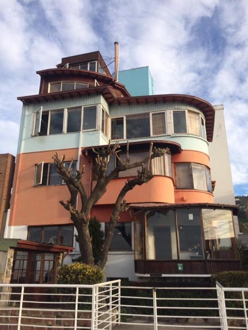 La Sebastiana - Valparaíso - Chile
