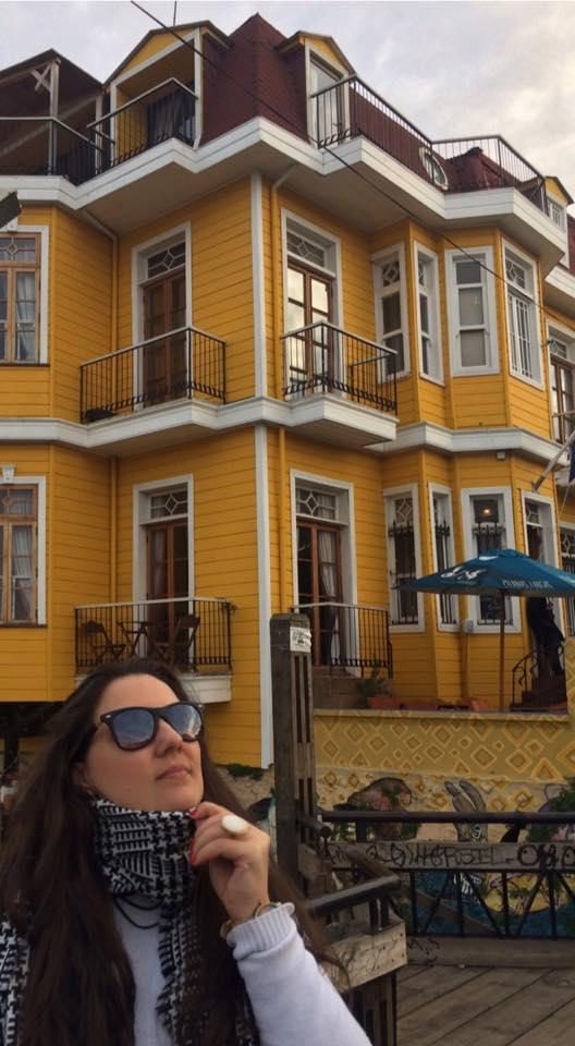 Cerro Alegre - Valparaíso - Chile