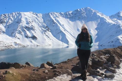 Embalse del Yeso - Cajon del Maipo - Chile
