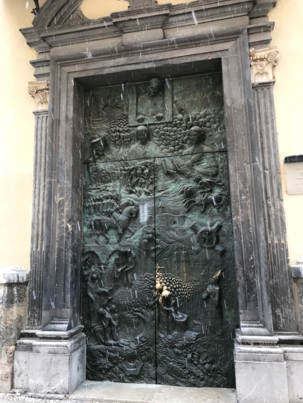 Catedral de Liubliana, Eslovênia