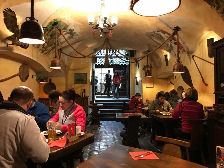 Gostilna Sokol, Restaurante típico em Liubliana, Eslovênia