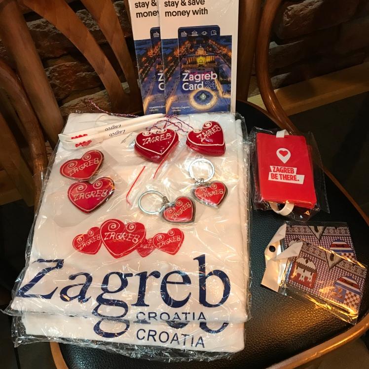 Fomos presenteados com o Zagreb Pass que é altamente recomendado por nós