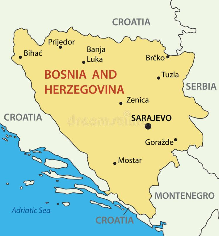 bósnia-e-herzegovina-mapa-37148322