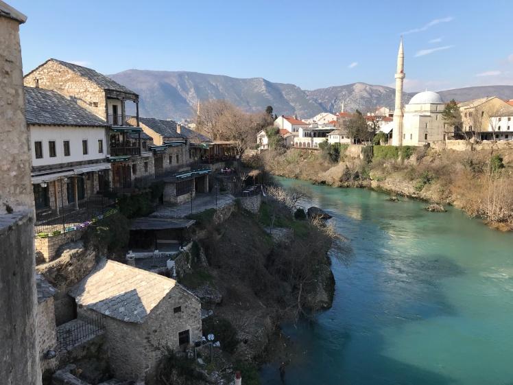 Koski Mehmed- Pasina Dzamija (1617) - Mostar