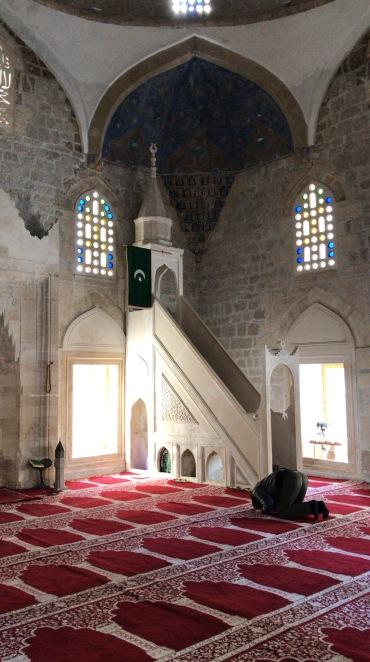 Mesquita ŠišmanIbrahim Pasa em Pocitelj - Bosnia Herzegovina