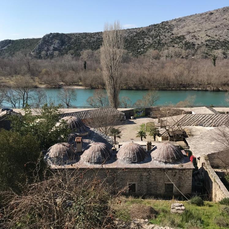 Hamam, os banhos turcos em Pocitelj - Bosnia Herzegovina