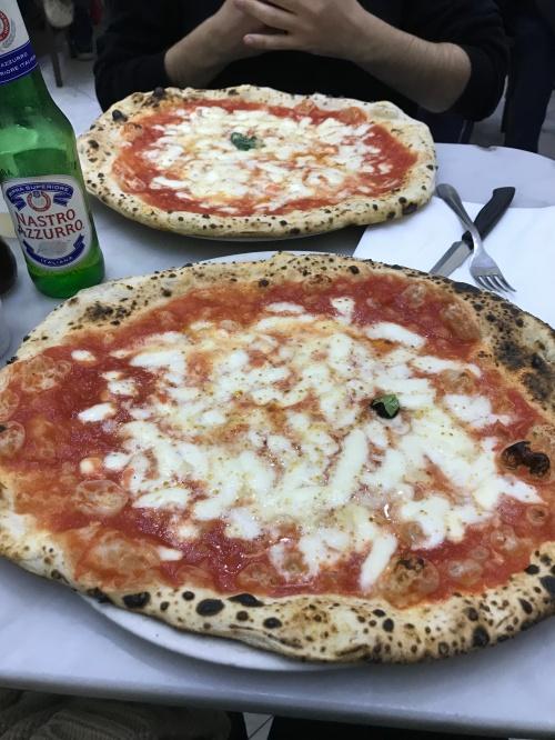La' Antica Pizzeria da Michele em Napoles