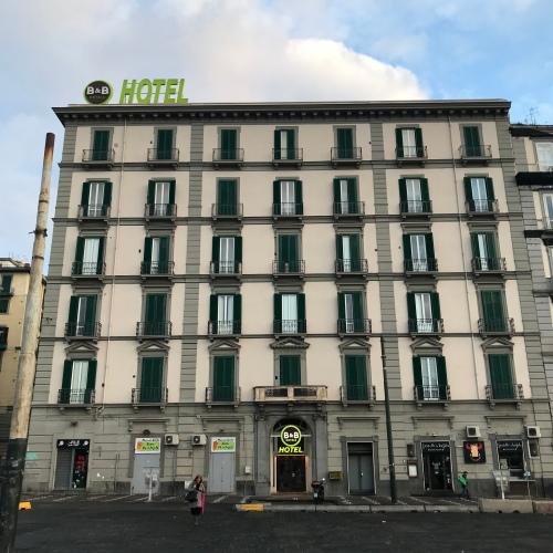 Hotel B&B Napoli na Piazza Garibaldi