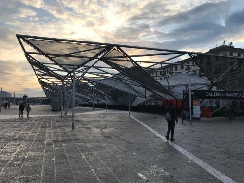 Piazza Garibaldi em Napoli