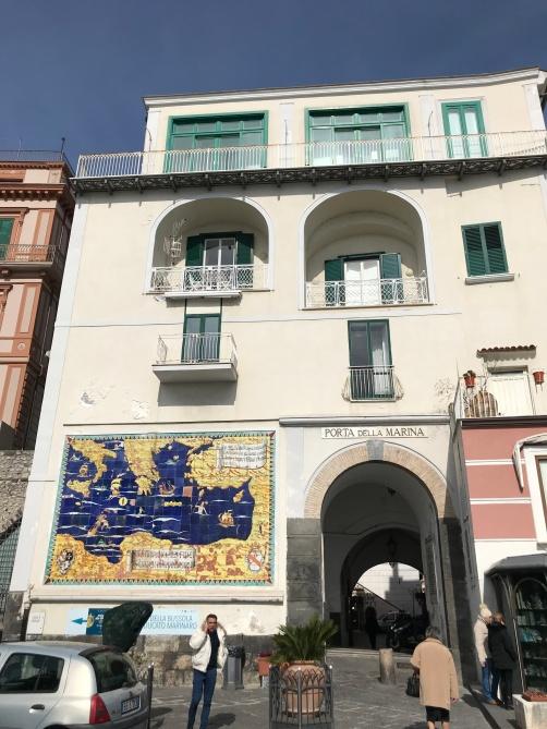 Porta Marina - Em Amalfi/Italia