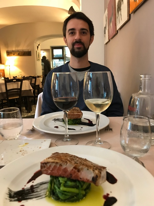 Ristorante Taverna Buonvicino uma otima opção de restaurante em Amalfi - Itália
