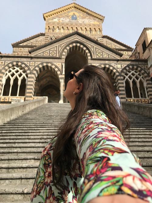 Duomo de Amalfi /Italia