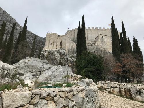 Sokol Grad - De Dubrovnik para Montenegro