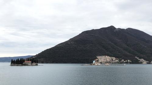 Perast e as suas duas igrejas - Montenegro