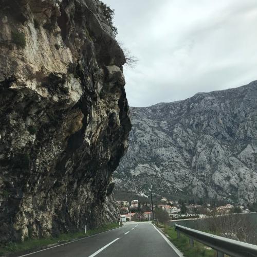 Road Trip pelos balcãs - da Croácia para Montenegro