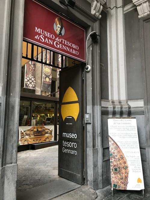 Museu do Tesouro de São Januário - Napoles