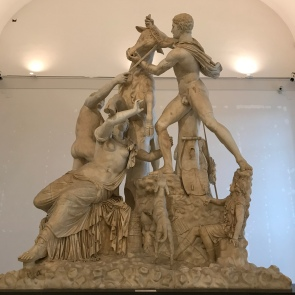 Museu Arqueologico de Napoles