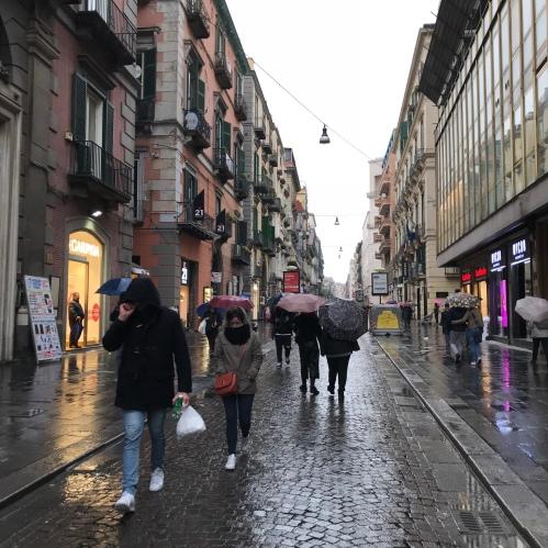 Via Toledo - Napoles