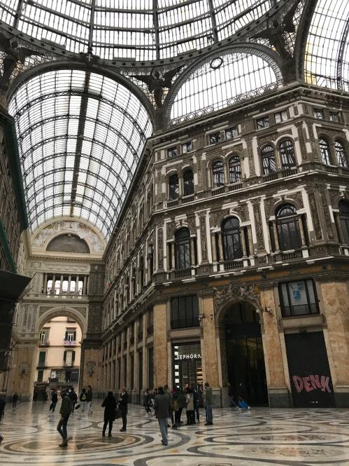 Galleria Umberto de Napoles