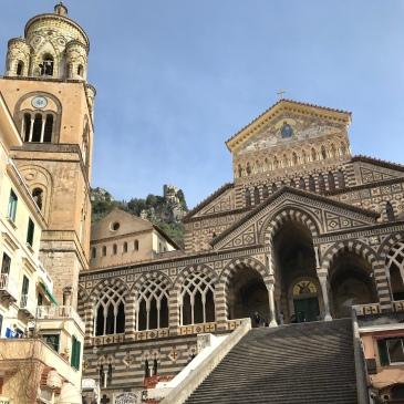 Duomo de Amalfi, Italia